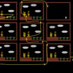 FNAF3: Golden Freddy Minigame