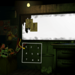FNAF3: Office Nummern