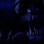 FNAF4 Teaser - Blau