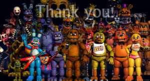 FNAF4 - Thank You (Original)