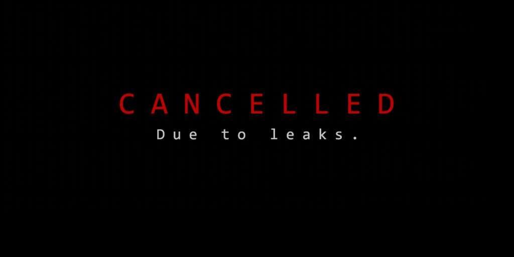 FNAF5-Canceled